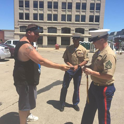We focus on veterans wherever we are.