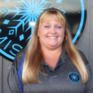 Barb Raddatz is Vice-chairman of the Board for the Sub Zero Mission