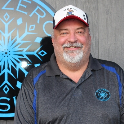 Del Bethel is the Chairman of the Board for the sub Zero Mission