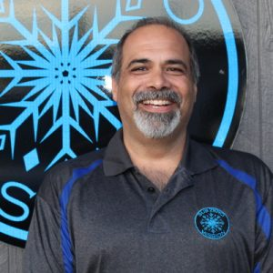 Frank Vaccariello is the Director of Marketing of Sub Zero Mission