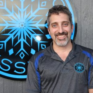 Shane Hajjar is Treasurer for the Sub Zero Mission