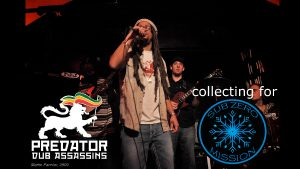 Predator Dub Assassins collecting for Sub Zero Mission