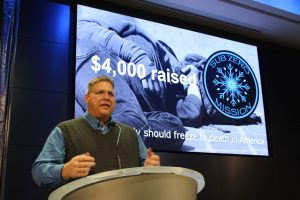 Sub Zero CEO Al Raddatz personally thanks Progressive employees