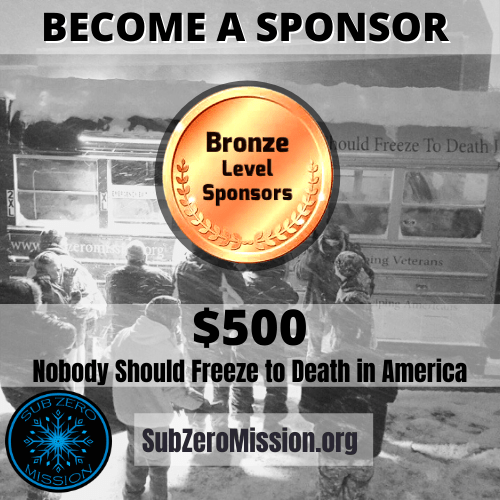Bronze Sponsorships 500
