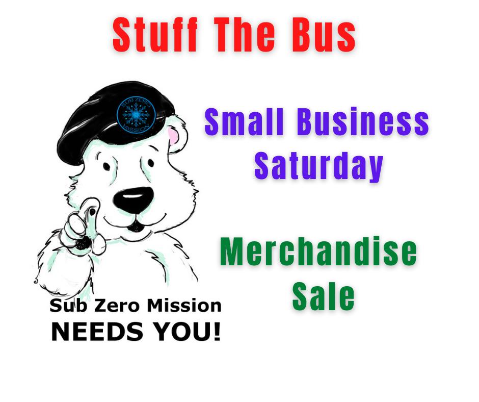 Small Business Saturday STB/Merchandise Sales